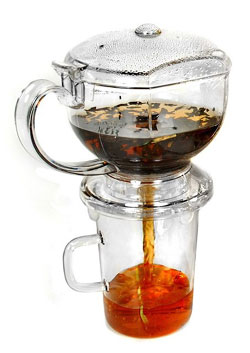 Fun Stuff - Tea Steeping Accessories and More